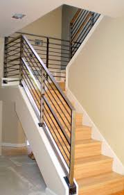 indoor stair railing modern all about styles railings interior wooden staircase design handrail ideas house step rails oak outdoor wrought iron banister