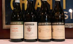 Barolo Vintage Chart Still Essential The Wines Of Oddero Barolo Opening A Bottle