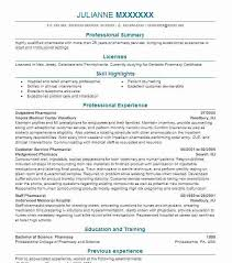Collection Of Solutions Sample Resume Pharmacist Easy Sample Resume