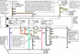 1994 1995 mustang ccrm ac wiring diagram pinout 1995 mustang gt vacuum line routing at 1995 Mustang Wiring Harness Diagram