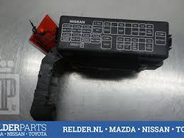 used nissan almera (n16) 2 2 di 16v fuse box 5m301 relder fuse box nissan almera 2003 fuse box from a nissan datsun almera (n16) 2 2 di 16v 2002 Fuse Box Nissan Almera 2003