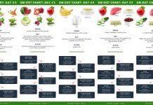 Military Diet Chart India July 2018 3 Day Military Diet Vegetarian Vegan Plan