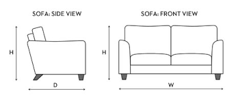 couch drawing side view. large sofa template couch drawing side view s