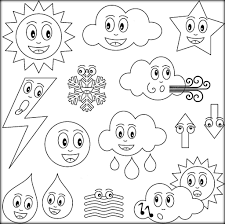 Small Picture Weather coloring pages Color Zini