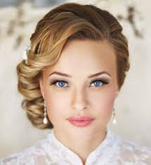 bridal makeup i like how elegant this looks without being overdone specifically