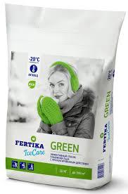 "<b>Реагент противогололедный Fertika</b> ""IceCare Green"", 10 кг"