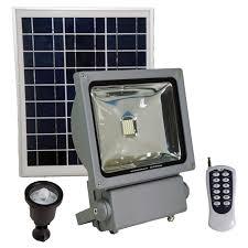 Solar Powered Flood Lights Outdoor Solar Goes Green Solar Sgg S24 Cw Outdoor Spot Light In 2019