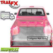 TRAILFX RUBBER TAILGATE Mat U Fits 2002-19 Dodge Ram 1500 03-19 2500 ...