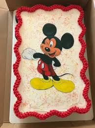 Mickey Mouse Cupcake Cake The Cupcake Delivers