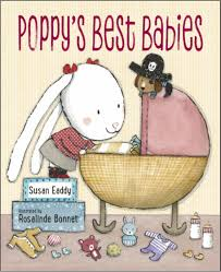 join us for an interactive reading and booksigning with children s picture book author susan eaddy featuring her new book poppy s best babies
