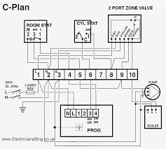 Best honeywell wiring diagram s plan plus wiring diagram for c plan central heating systems electrician