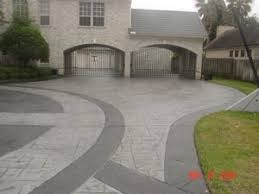 stamped concrete houston texas patio patterns texas concrete overlays overlay e42