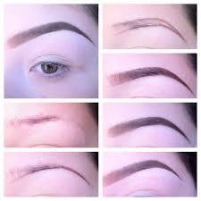 elf eyebrow kit tutorial. eyebrow tutorial elf kit t