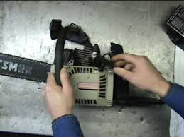 chainsaw ignition coil test