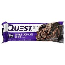 Save on <b>QuestBar Protein Bar Double</b> Chocolate Chunk Order ...