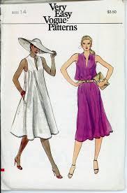 Tent Dress Pattern