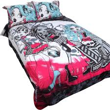 Bedroom Fun Ideas For Girl Bedroom With Cute Monster High