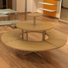 clothing display table nested display tables manufacturer from bengaluru