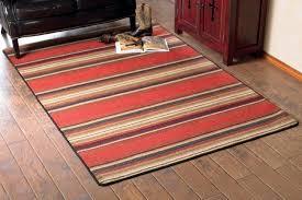 santa fe stripe rug 4 x 6