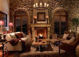 accent lighting ideas living room living room round rustic chandelier over white sofa and 2 brown