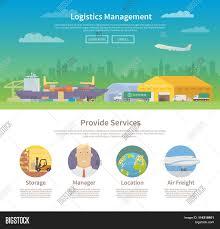 Cargo Web Design One Page Web Design Vector Photo Free Trial Bigstock