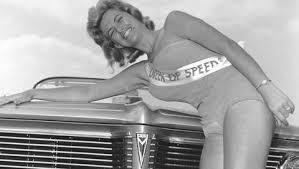 Gallery: Miss Hurst Golden Shifter Linda Vaughn Through the Years