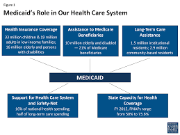 figure 1 caid s role in our health care system