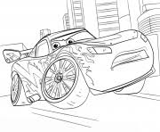 Small Picture jackson storm from cars 3 disney Coloring pages Printable