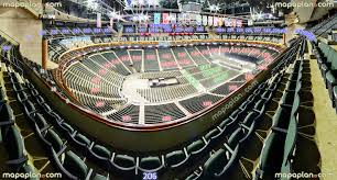 Xcel Energy Center Seat Row Numbers Detailed Seating Chart