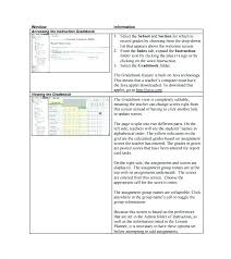 Homework Sheet Template For Teachers Screenshot Of Interface Grading Template For Teachers Homework Sheet