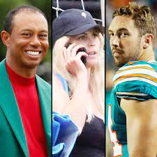 Tiger Woods' Ex Elin Nordegren Welcomes Baby With Jordan Cameron
