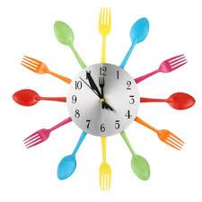 Kitchen Wall Clocks Modern Aliexpresscom Buy 3d Large Wall Clock Modern Design Stainless