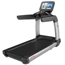 Life Fitness Discover Se 95t Elevation Treadmill Remanufactured