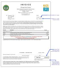 How To Prepare An Invoice For Payment Payments Chicago Harbors 23