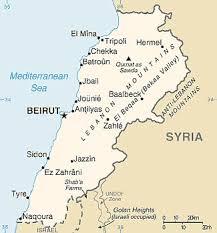Lebanon Climate Average Weather Temperature Precipitation