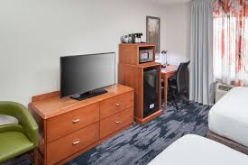 a television and or entertainment center at fairfield inn suites by marriott austin north