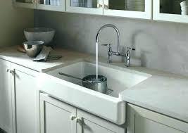 33 stainless farmhouse sink white cast iron farm inch best corner kitchen vintage porcelain c
