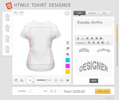 T Shirt Editing Software Html5 T Shirt Designer Tool A Topnotch Wordpress Com Site