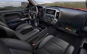 2014-chevrolet-silverado-front-interior | Chevrolet Trucks ...