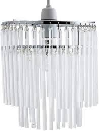 at argos argos home rhodes easy fit lamp shade