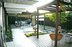 Modern patio floor Cast Concrete Patio Thecaravanme Modern Outdoor Patio Furniture Contemporary Uk Interior Design