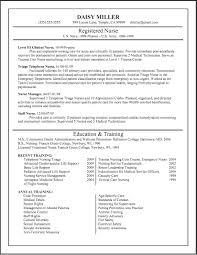 25 New Nurse Resume Samples Examples Lvn Sample For Resumes Nursing