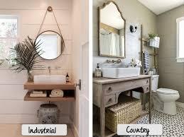 bathroom design styles. Powder Room, Mirror, Room Bathroom Renovating Bathroom, Design Styles