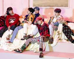Map of The Soul: Persona' MV Shoot ...