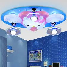 kids room chandelier chandelier angel cats children room lighting e27 cartoon bedroom lamp kids room lamp