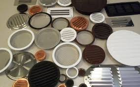 a beautiful selection of various round vents