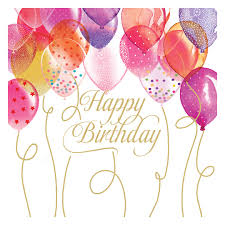 <b>Салфетки бумажные</b> '<b>Happy</b> Birthday' 20 шт купить в интернет ...