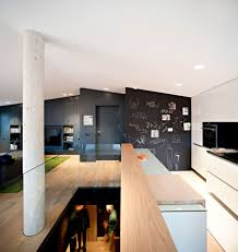 Creative Kitchen Creative Kitchen Decor Spanish Penthouse With Chalkboard Wall