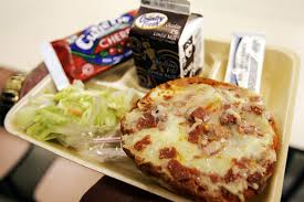 tomato sauce on pizza is a vegetable says congress ny daily news a cheese pepperoni pizza a garden salad apple turnover and milk for lunch at