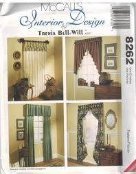 Curtain Patterns Mccalls Amazing Inspiration Ideas